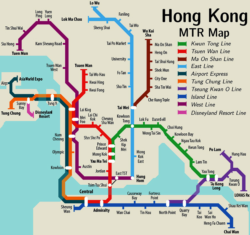 Hong Kong The Sites Landmarks Destiny WSS