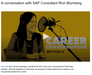 Podcast: A Converation wtih Drexel LeBow Career Services - WSS